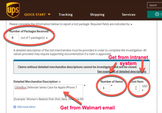 How to Process UPS Freight Claims Faster