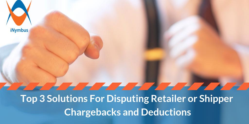 Top 3 Solutions For Disputing Deductions Blog Header 1024 x 512 - Feb 2019