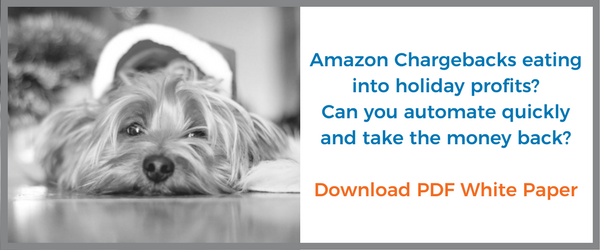 Amazon Chargebacks Eating Into Your Profits? How and What to do. PART 2