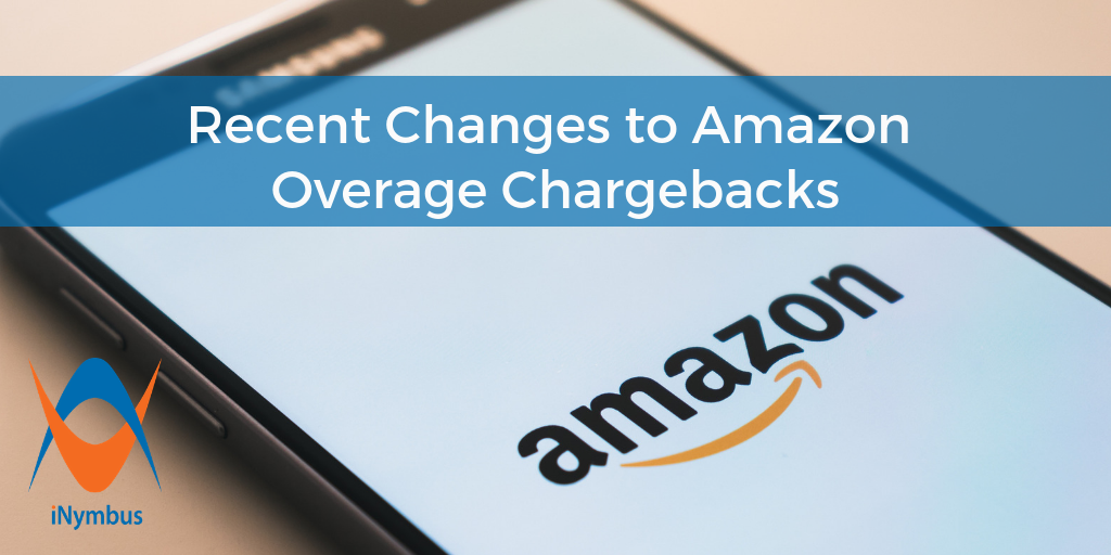 Recent Changes to Amazon Overage Chargebacks