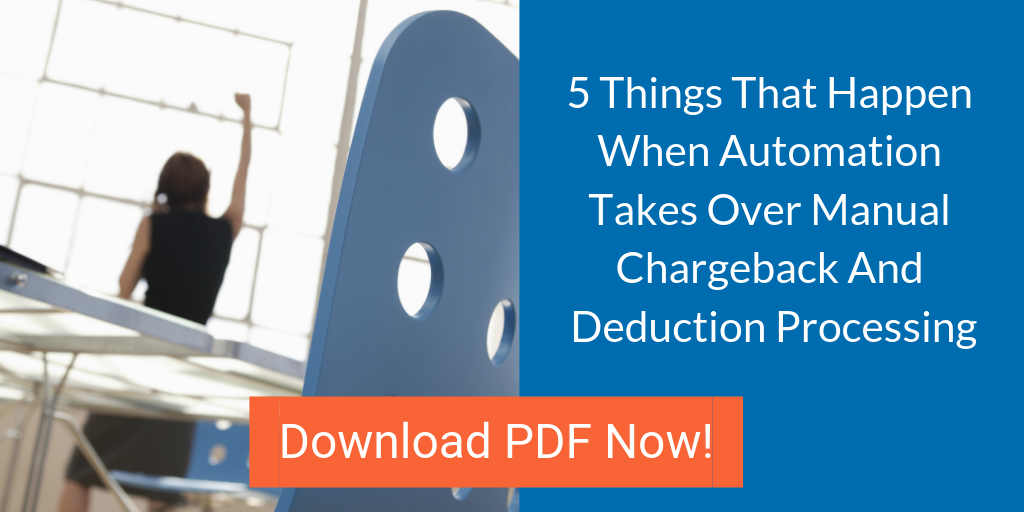 5 Things that happen when retailer deductions automated blog Header 1024 x 512 - march 2019