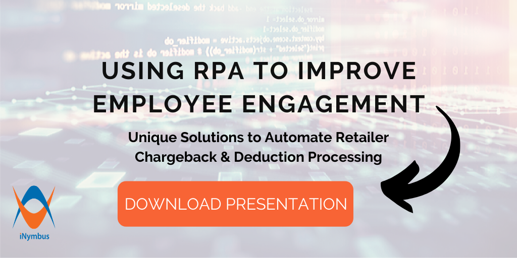 New Presentation Available! Using RPA to Improve Employee Engagement