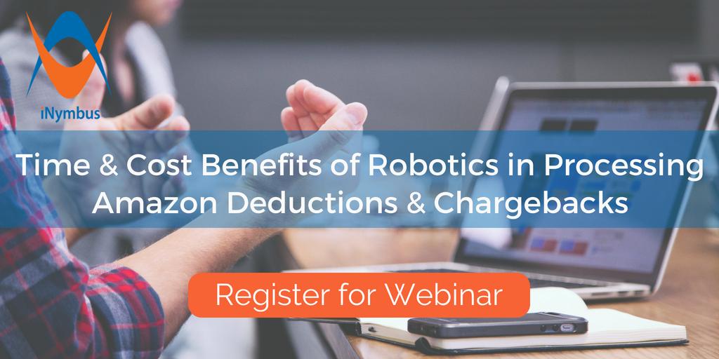 Upcoming Webinar: Top 6 Benefits of Robotics in Deductions