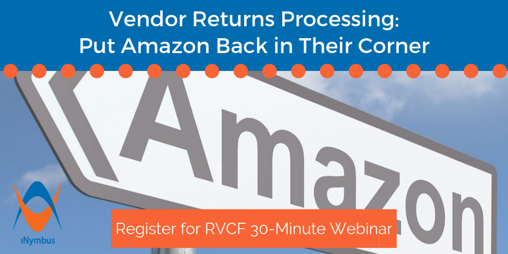 May Webinar: Vendor Returns Processing - Put Amazon Back in Their Corner
