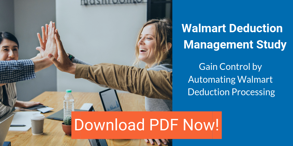 Walmart Deduction Management: Gain Control By Automating Deduction Processing