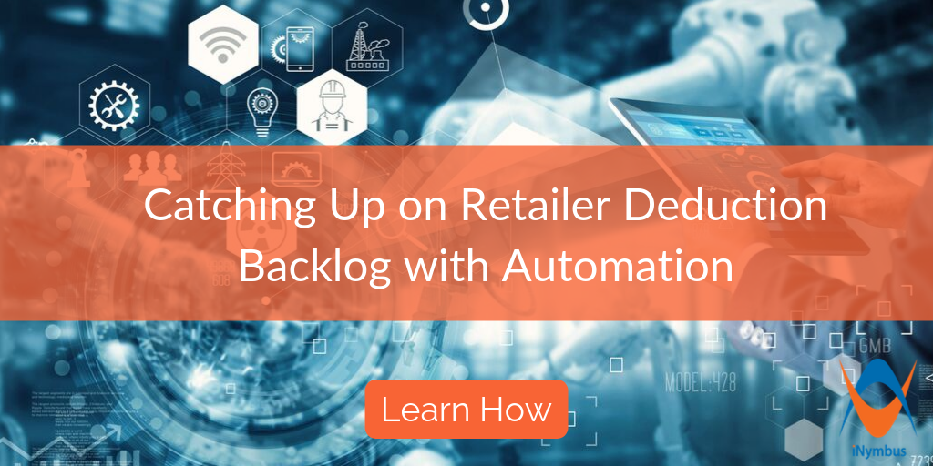 Catching Up on Retailer Deduction Backlog with Automation
