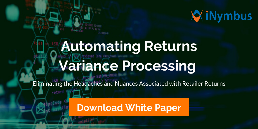 New White Paper: Automating Returns Variance Processing